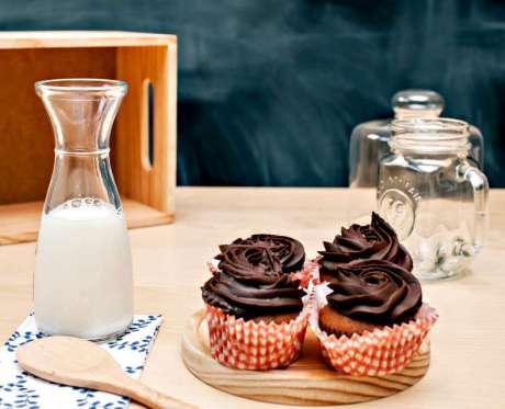 cupcakes con panela